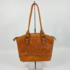 Patricia Nash Purse with Embossed Detail